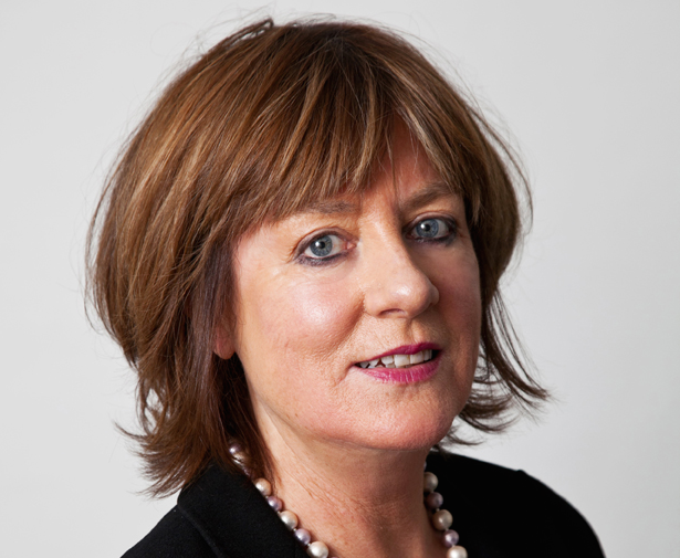 Caldwell & Robinson's new partner in Family Law, Geraldine Keehan.
