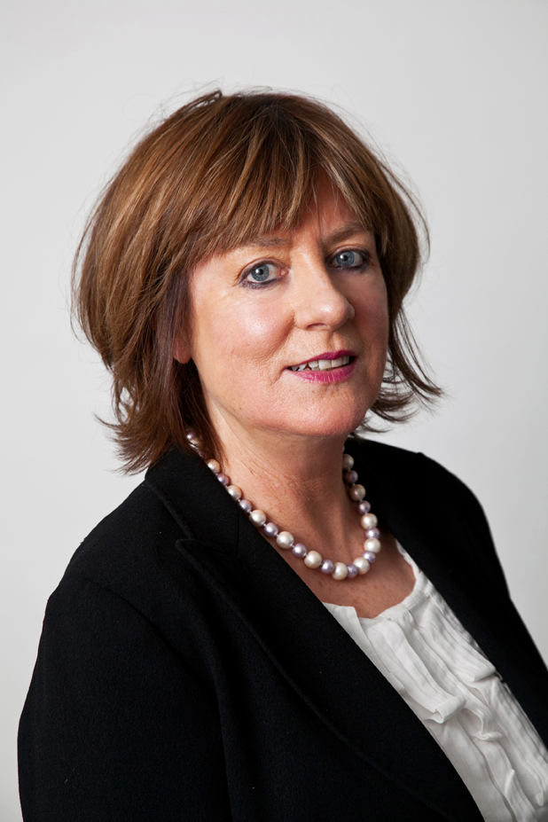 Partner in Family Law and head of Caldwell & Robinson's new Dublin office, Geraldine Keehan.