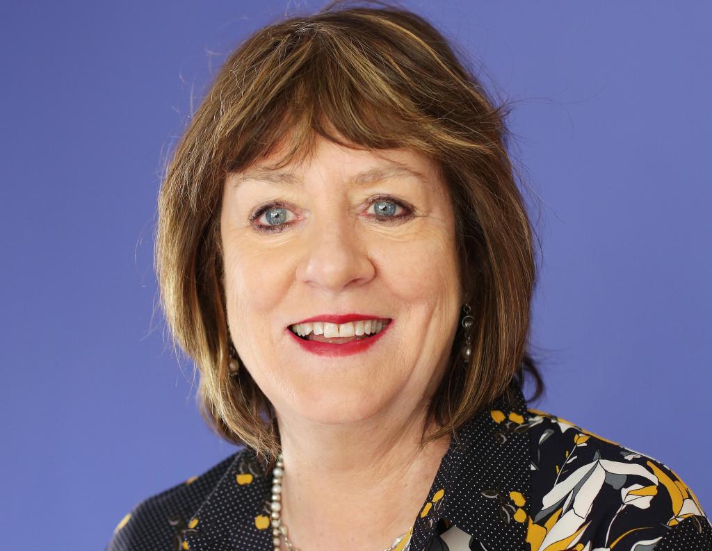 Head of Caldwell & Robinson's new Dublin office, Partner Geraldine Keehan.